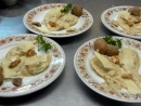 Ravioli noci & gorgonzola
